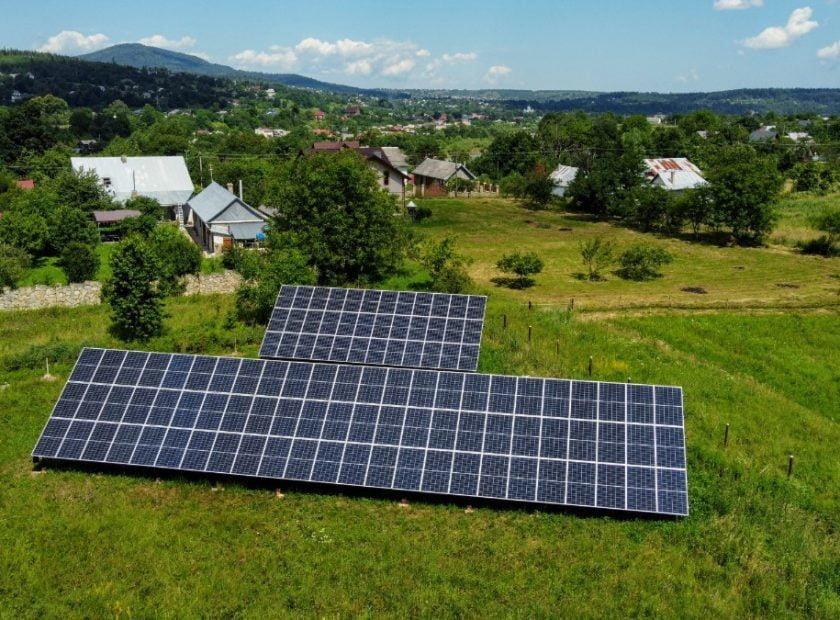 Сонячні батареї 20 кВт під ключ в Україні. Ціна