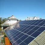 Сонячна електростанція в с. Чорні Ослави