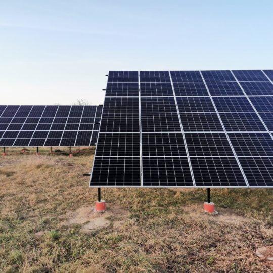 Сонячна електростанція в с. Заріччя, 36 кВт