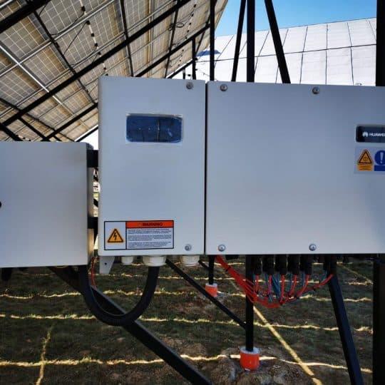 Сонячна електростанція в с. Лоєва, 34 кВТ